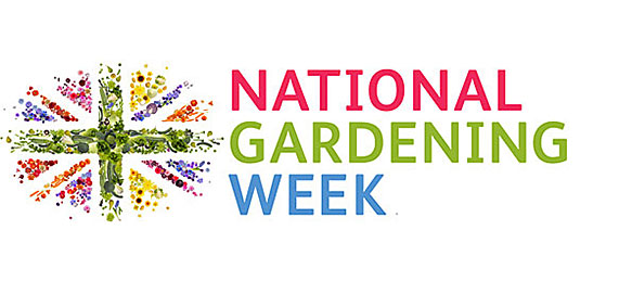 National Gardening Week Logo 2016