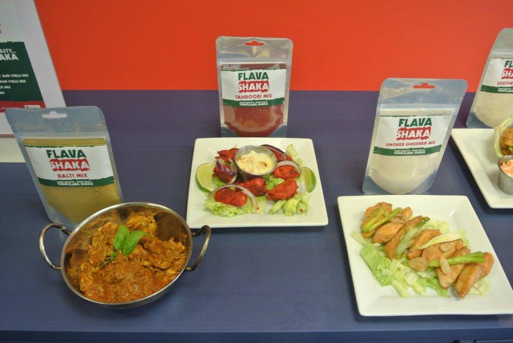 flava shaka cooking