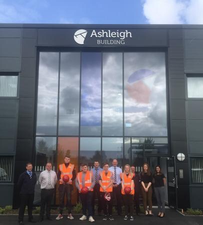 Asheligh visit